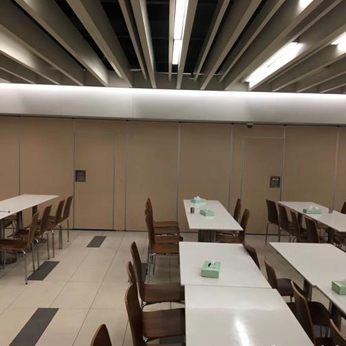 Singapore Youth school classroom training room soundproof operable wall partitions